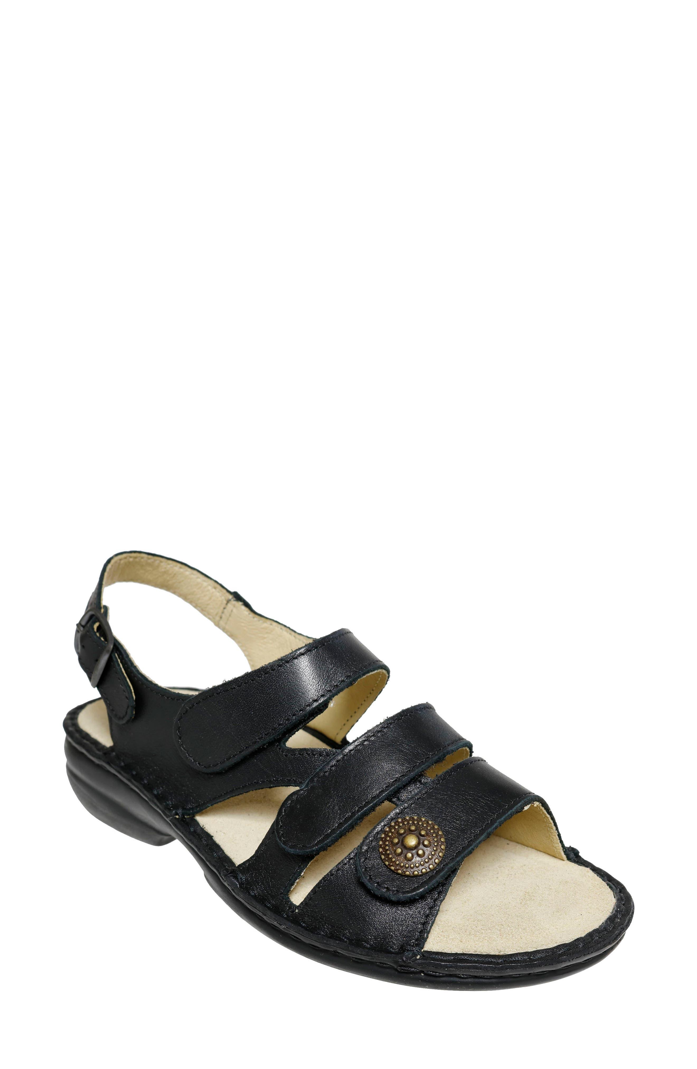 Wrap Slingback Sandal