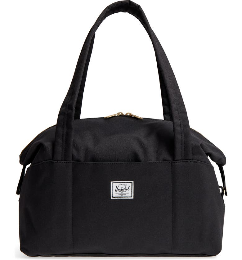 HERSCHEL SUPPLY CO. Extra Small Strand Duffle Bag, Main, color, 001
