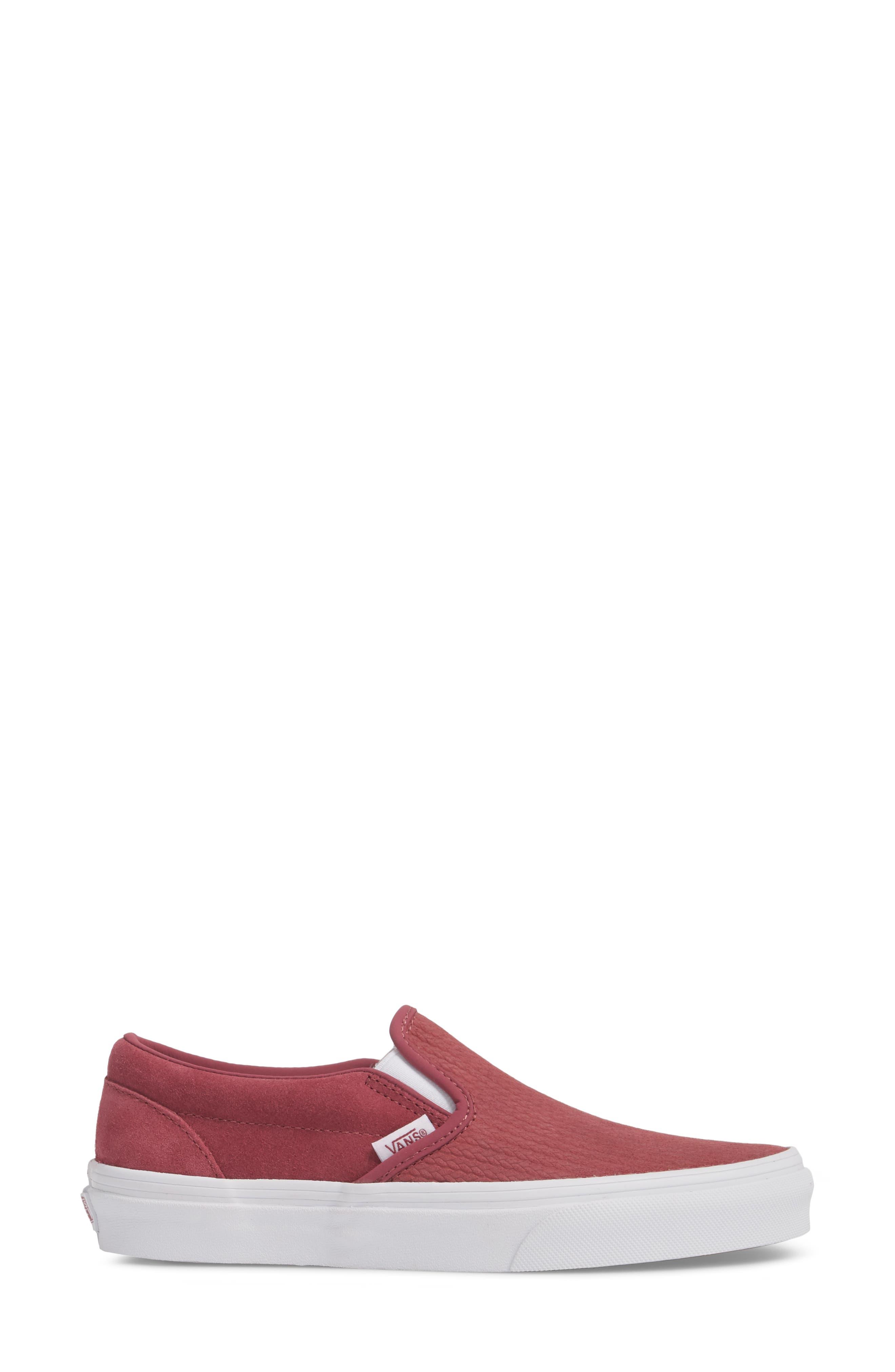 ,                             Classic Slip-On Sneaker,                             Alternate thumbnail 215, color,                             665