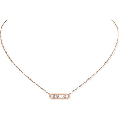Messika Baby Move Pendant Necklace