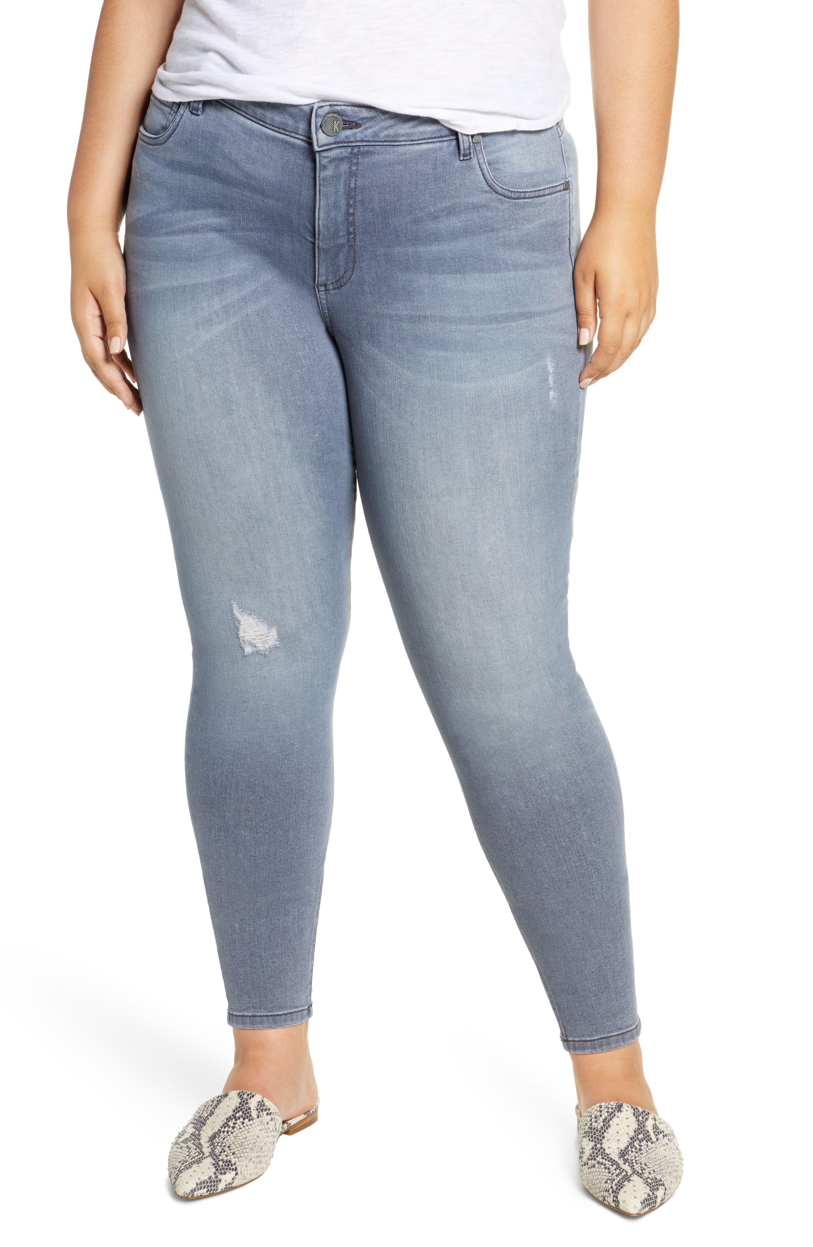 Toothpick Skinny Jeans