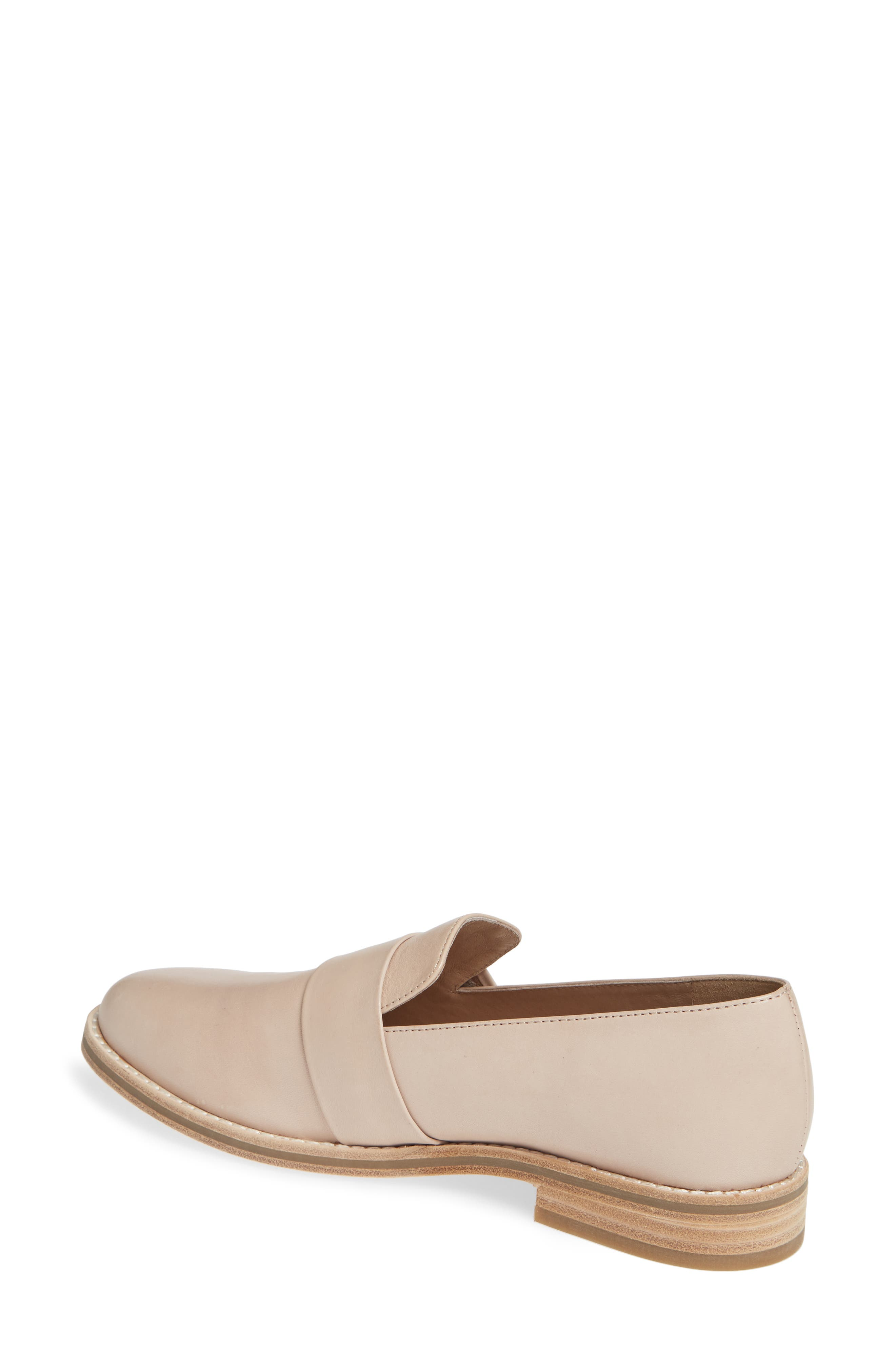 ,                             Hayes Loafer,                             Alternate thumbnail 2, color,                             NATURAL LEATHER