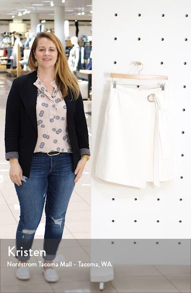 Wrap Front Skirt, sales video thumbnail