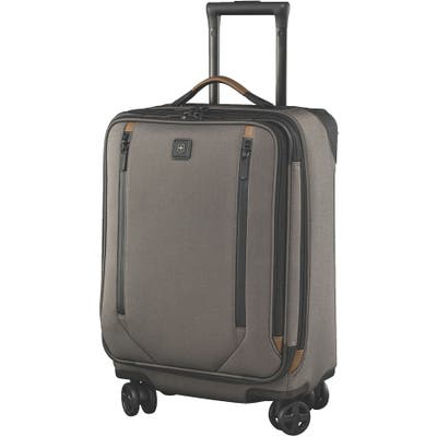 Victorinox Swiss Army Lexicon 2.0 24-Inch Wheeled Suitcase - Grey