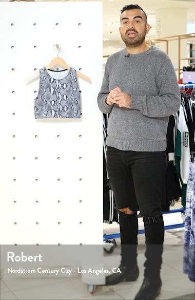 Crop Top, sales video thumbnail
