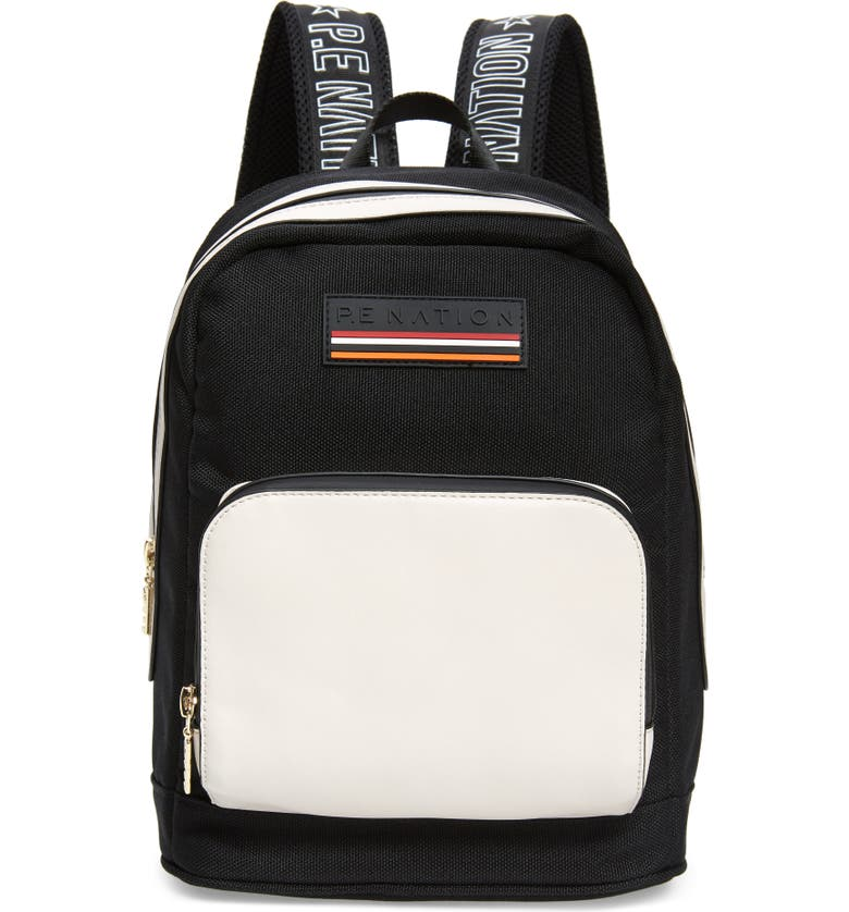 P.E NATION Expedition Mini Backpack, Main, color, 001