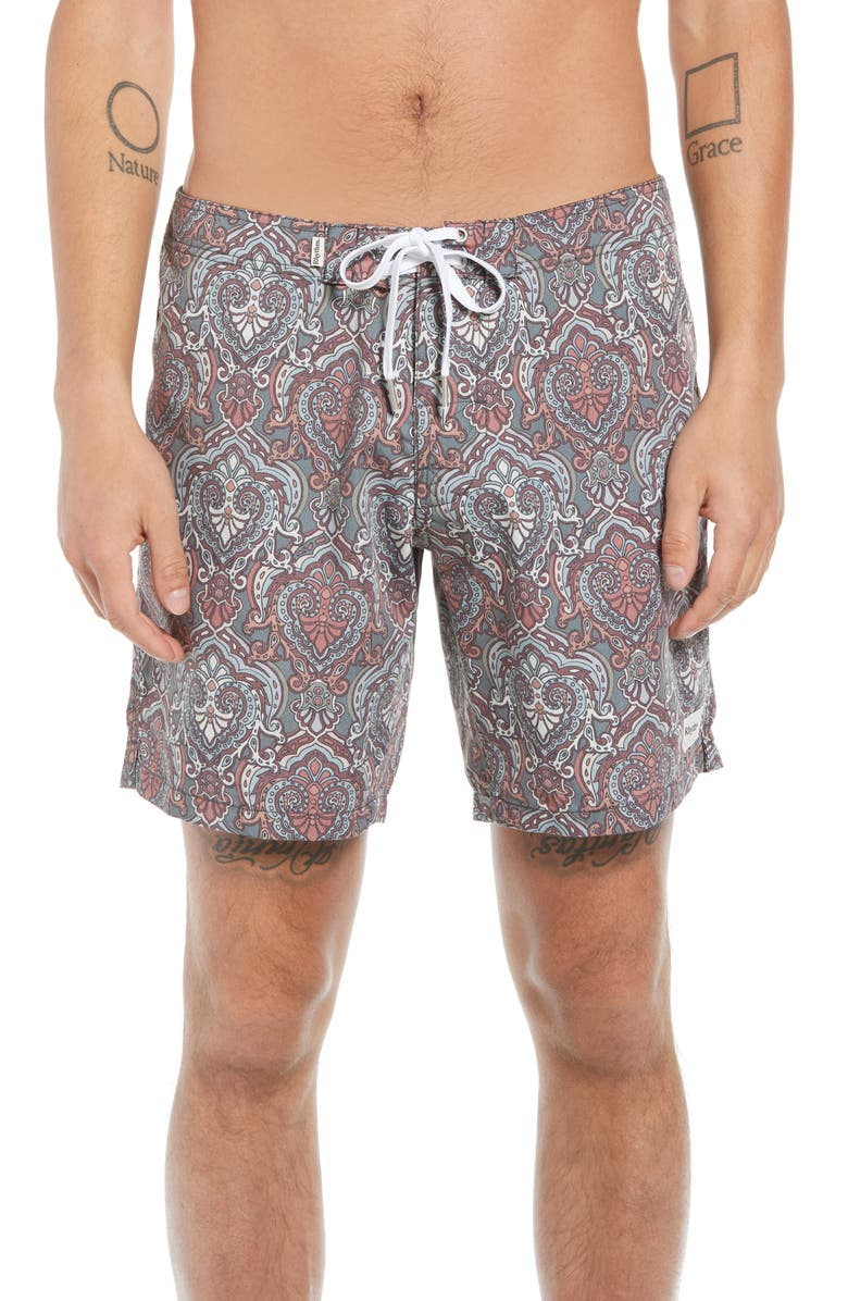 RHYTHM Bazaar Swim Trunks, Main, color, 650