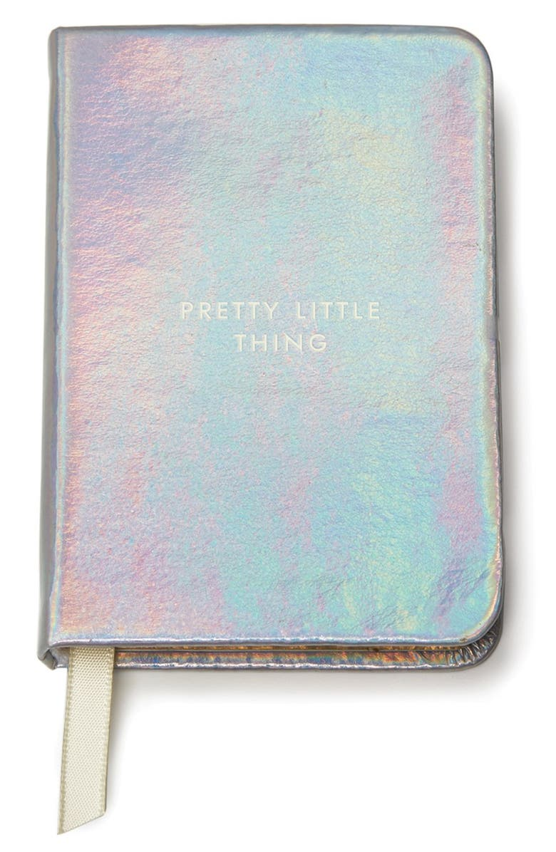 KATE SPADE NEW YORK 'pretty little thing' mini notebook, Main, color, 040