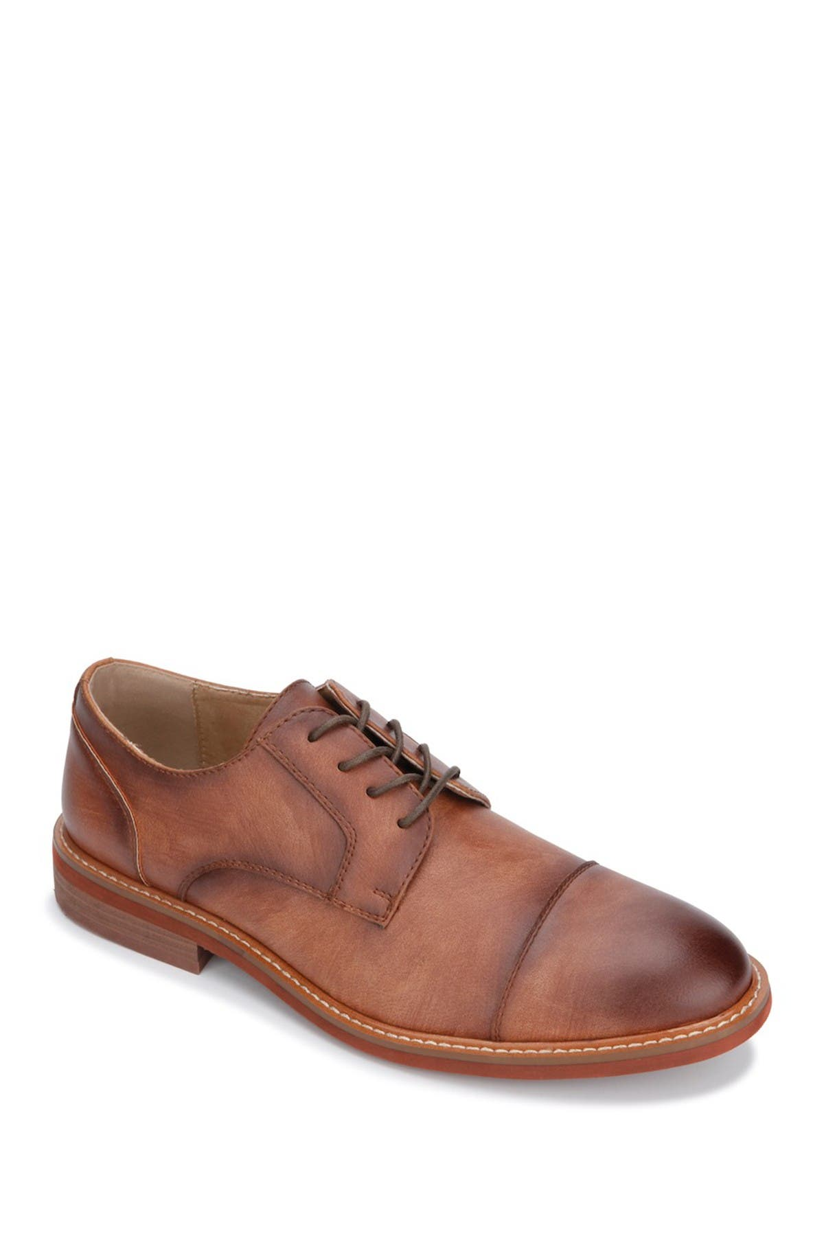 Image of Kenneth Cole Reaction Jimmie Cap Toe Derby