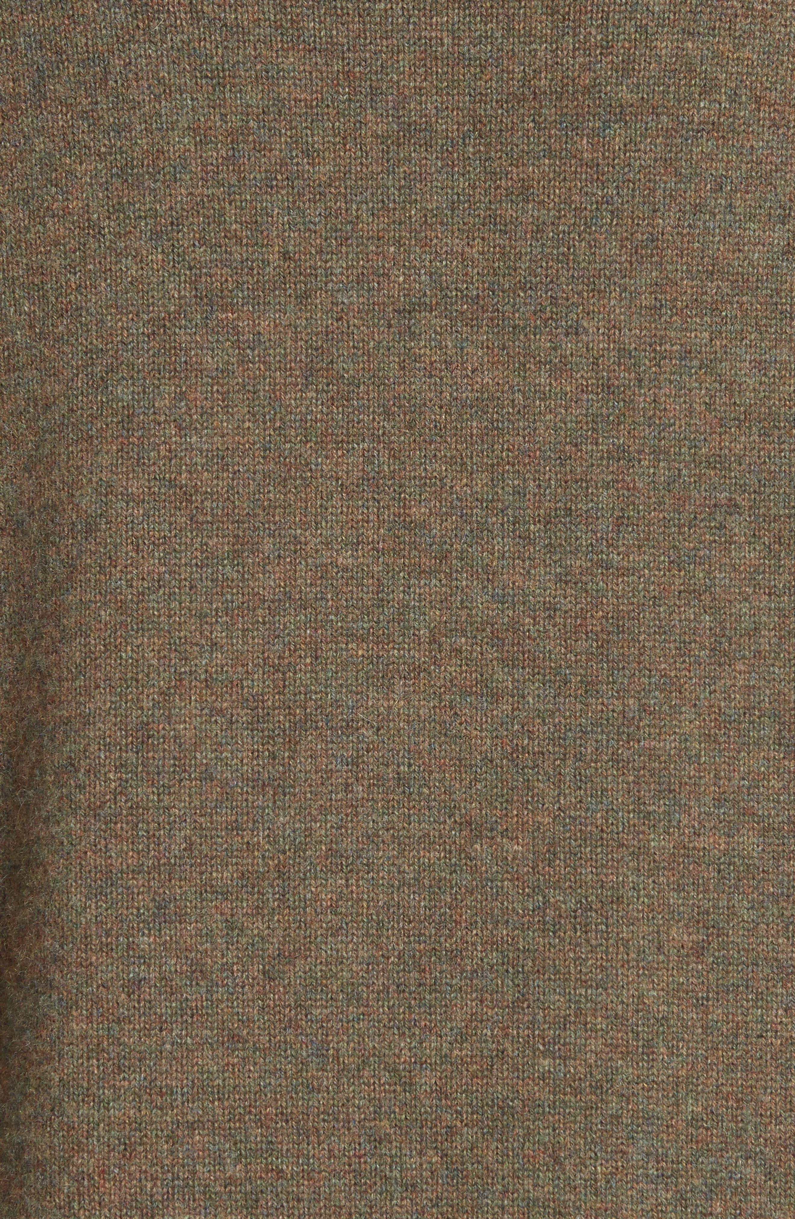 ,                             Stretch Cashmere Turtleneck Sweater,                             Alternate thumbnail 5, color,                             300