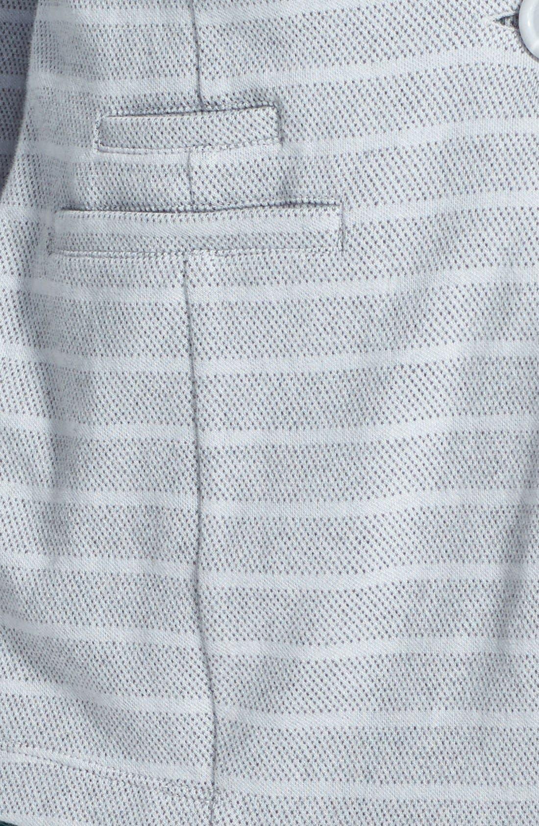 ,                             Roll Sleeve Knit Blazer,                             Alternate thumbnail 13, color,                             030