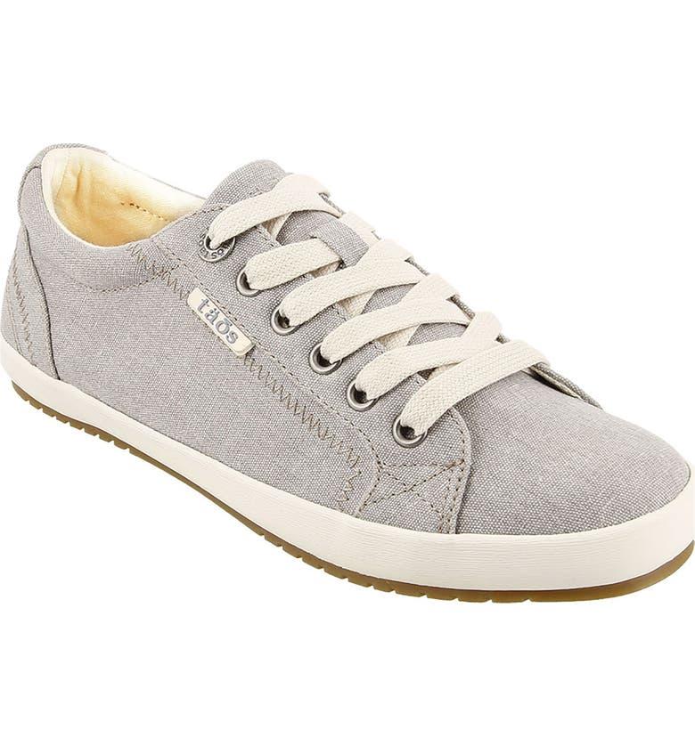 TAOS 'Star' Sneaker, Main, color, GREY WASH CANVAS
