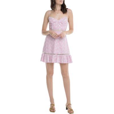 Astr The Label Anne Sundress, Pink