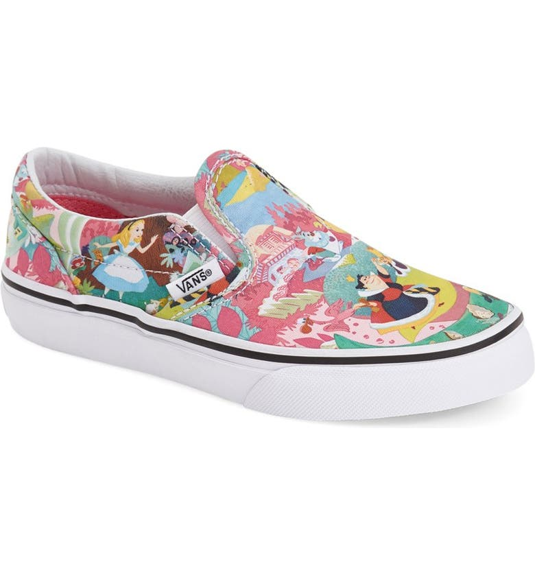 2vans alice in wonderland