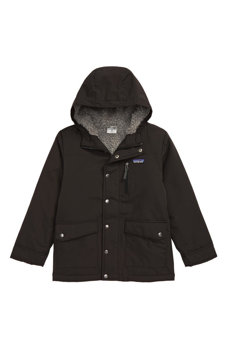 PATAGONIA Infurno Hooded Jacket, Main, color, BLACK