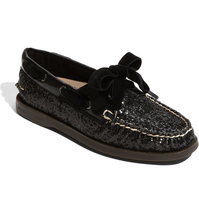 d3e874e5d7a7 Sperry Top-Sider® 'Authentic Original Glitter' Boat Shoe | Nordstrom