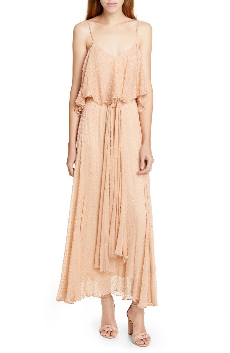 MES DEMOISELLES Donatella Fil Coupé Dress, Main, color, 250