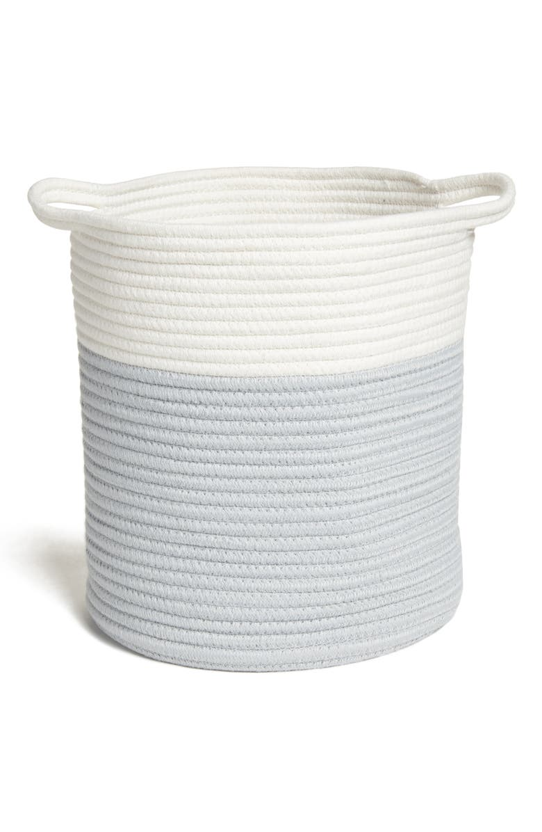 LEVTEX Two-Tone Basket, Main, color, 400