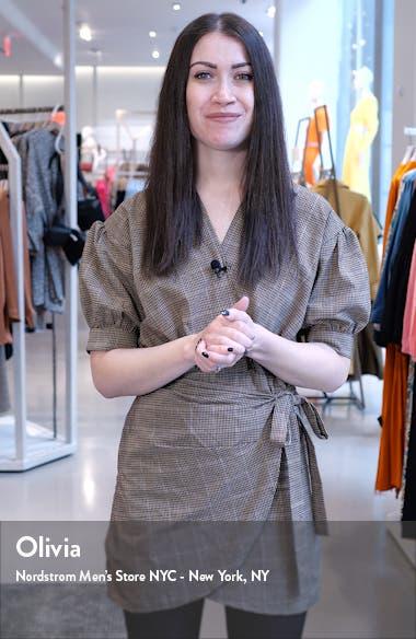Metallic Thigh Slit Gown, sales video thumbnail