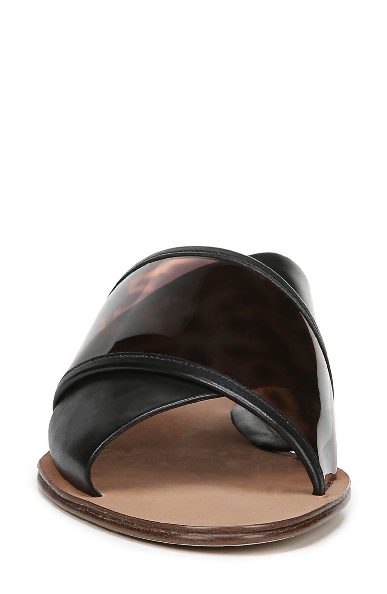 ,                             Bailie 4 Sandal,                             Alternate thumbnail 4, color,                             BLACK MULTI