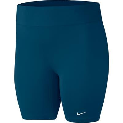 Plus Size Nike Sportswear Leg-A-See Bike Shorts