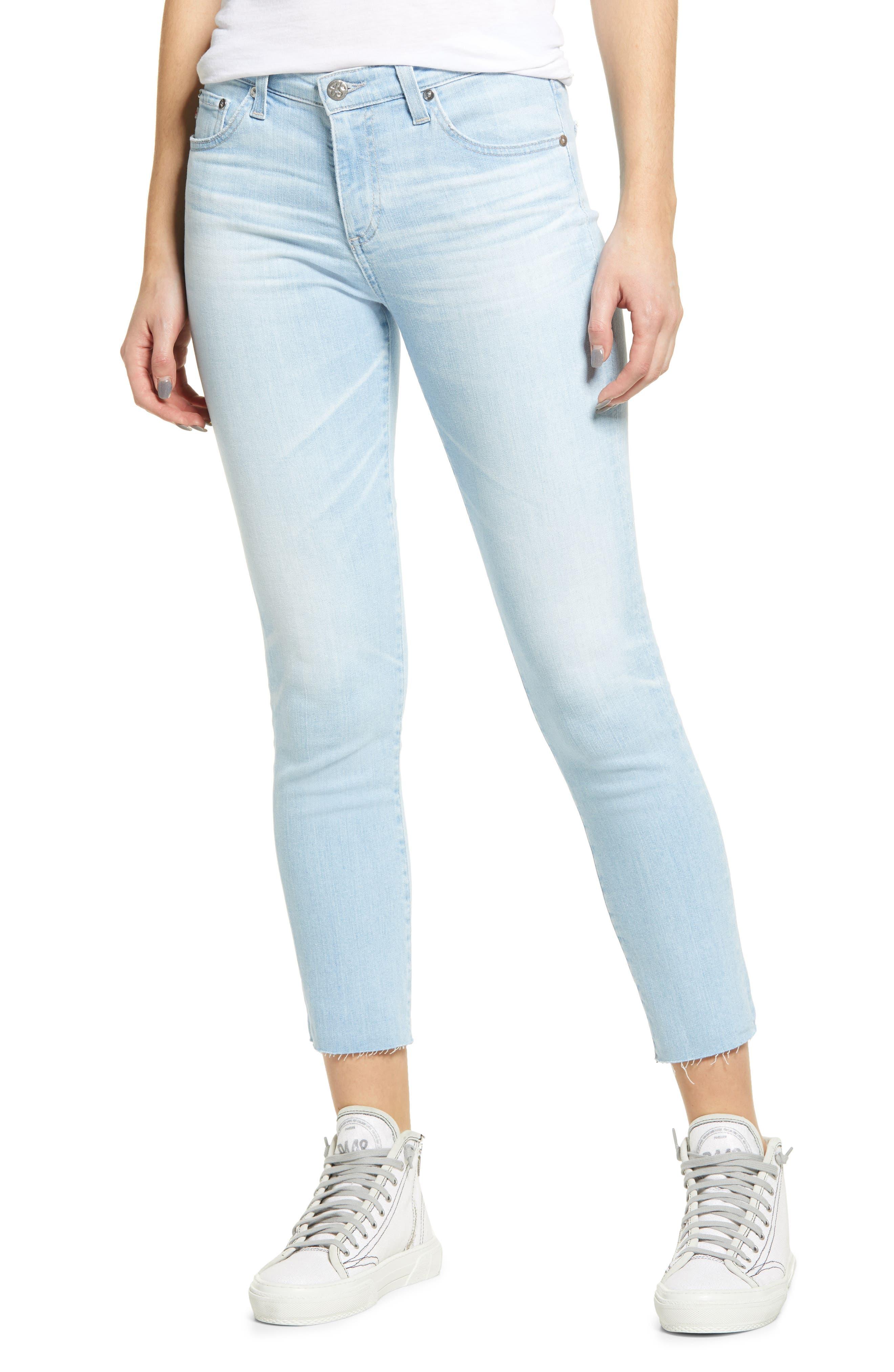 Prima Crop Skinny Jeans