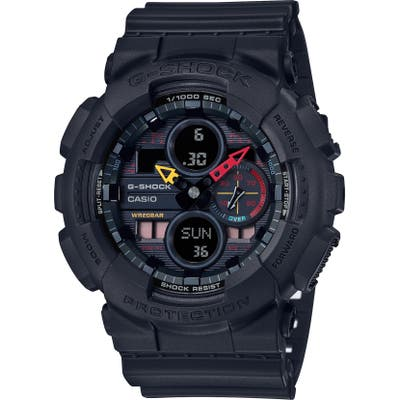 G-Shock Resin Ana-Digi Watch, 51Mm