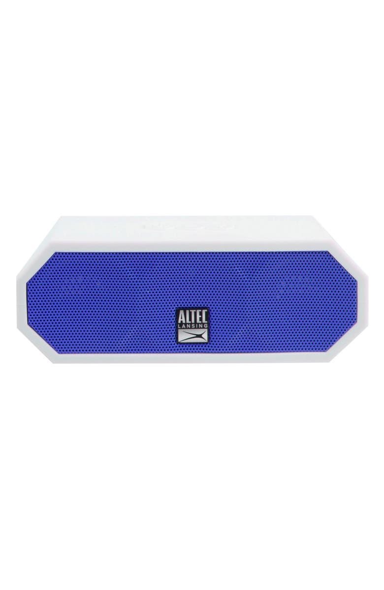 ALTEC LANSING H2O 3 Waterproof Speaker, Main, color, 100