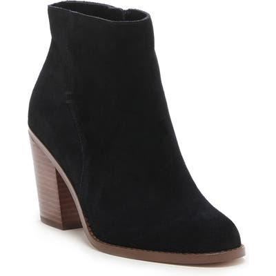 Sole Society Rimmie Bootie, Black
