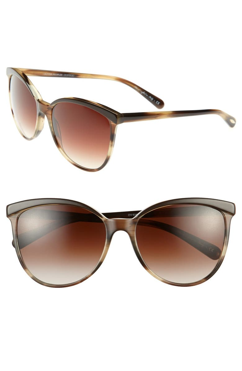 Oliver Peoples SunglassesNordstrom Oliver 'ria' 58mm Peoples Iy6f7bvYgm