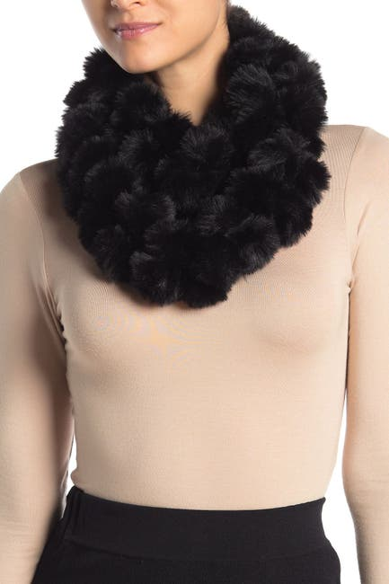 Image of 14th & Union Faux Fur Infinity Scarf