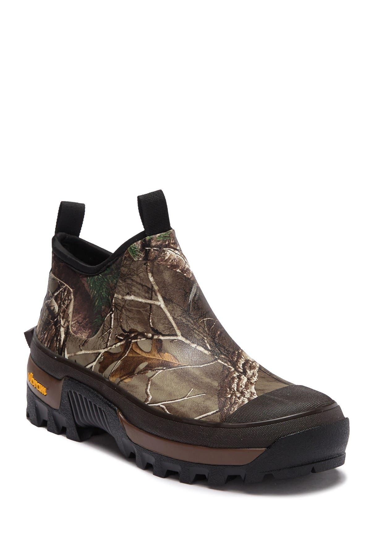 Realtree Ankle Waterproof Shoe