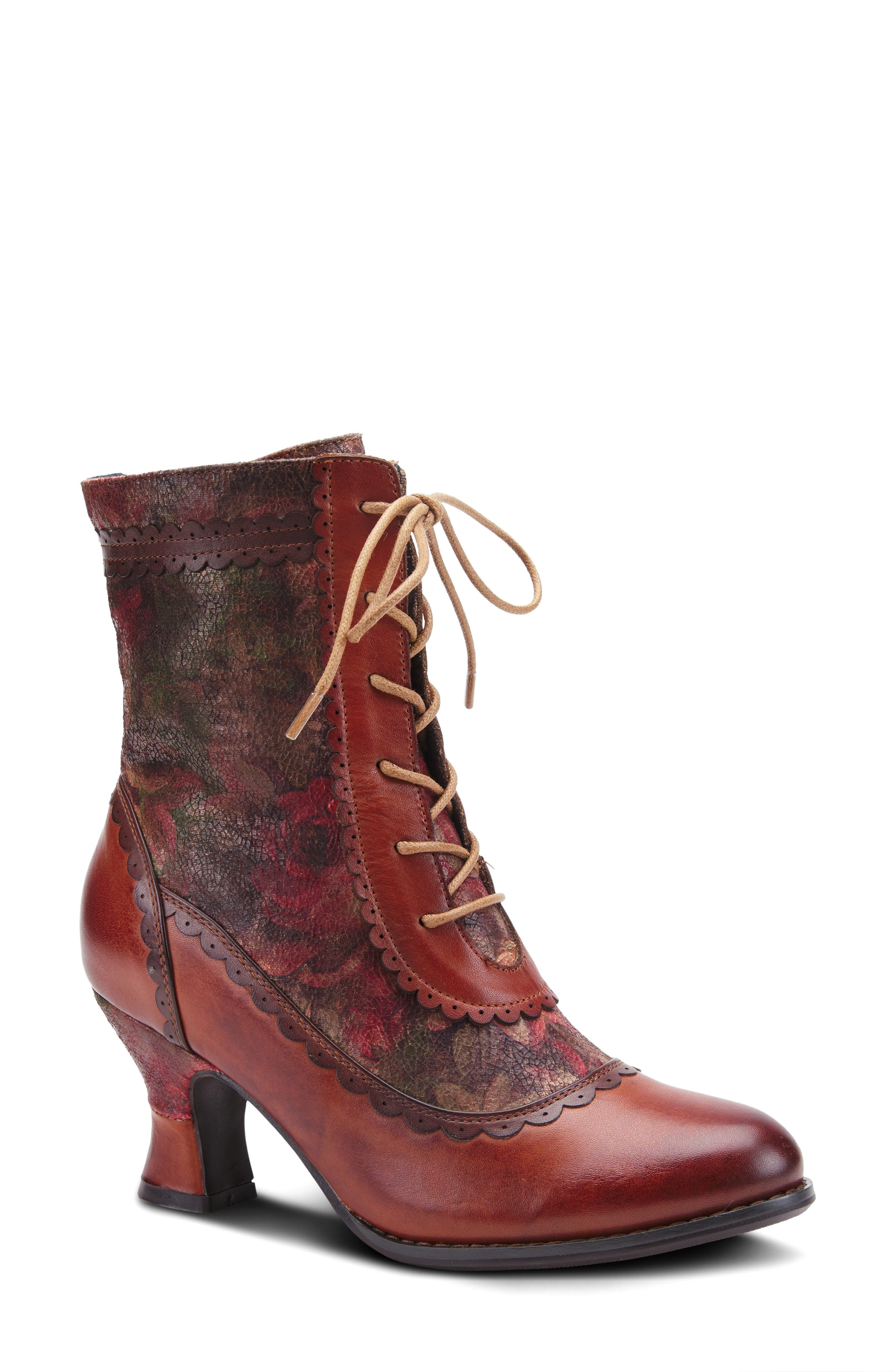 Bewitch Floral Bootie