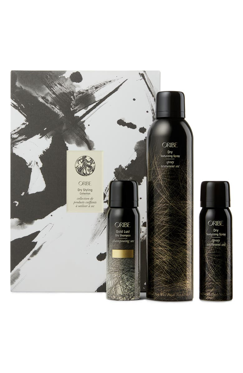 ORIBE SPACE.NK.apothecary Oribe Dry Styling Collection, Main, color, 000