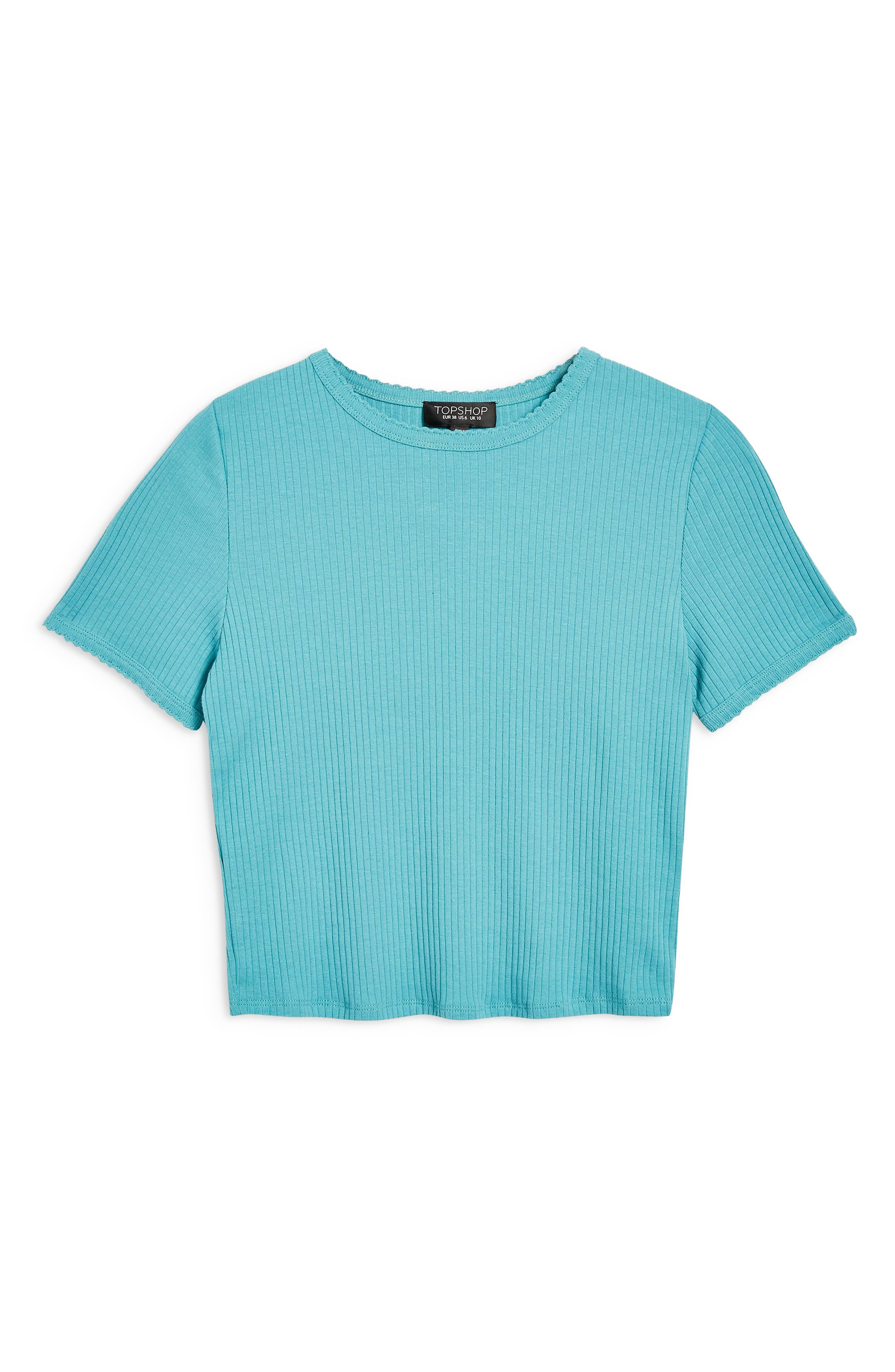 ,                             Scallop Edge Tee,                             Alternate thumbnail 15, color,                             400