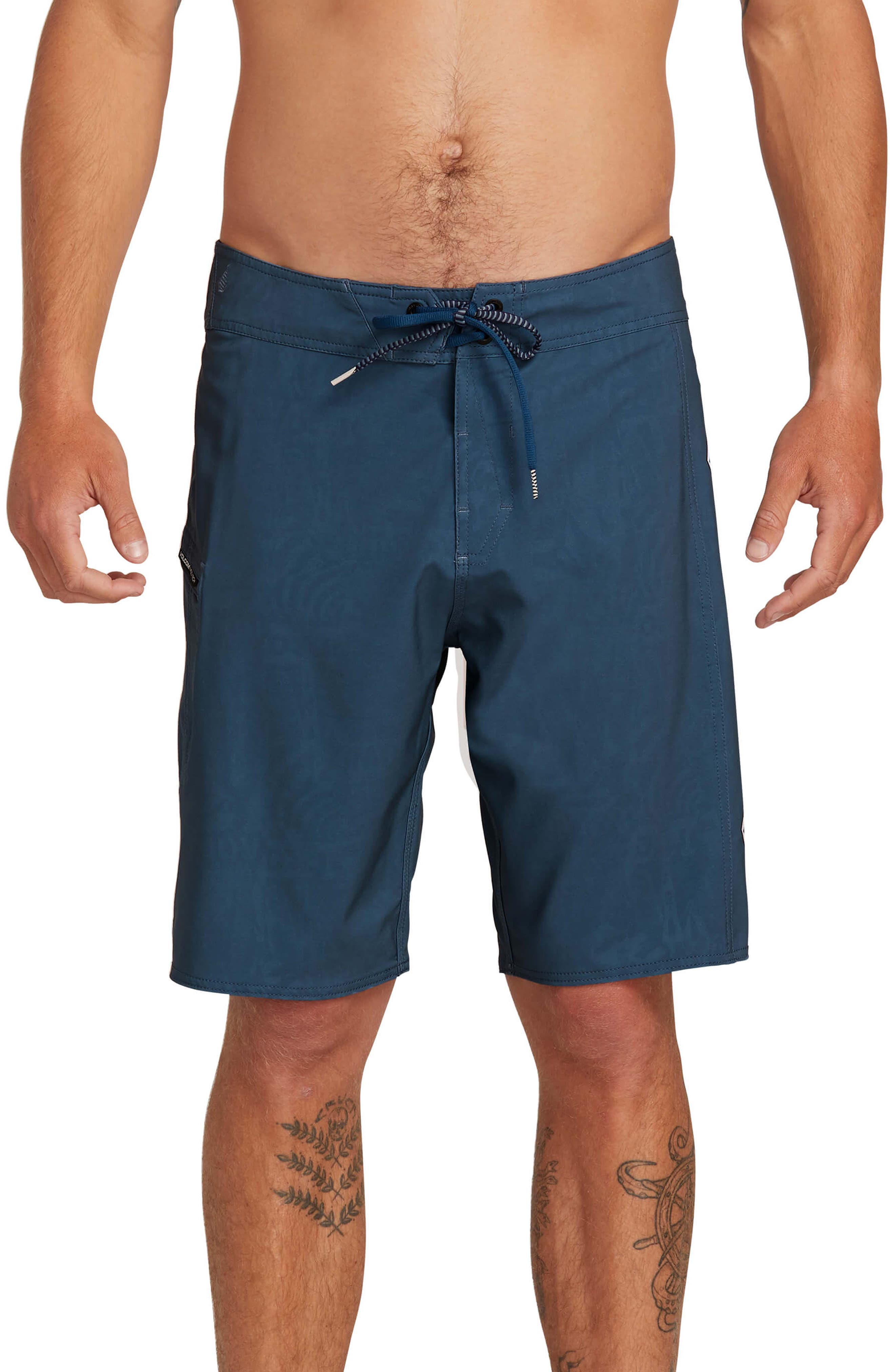 Volcom Deadly Stones 2.0 Board Shorts, Blue
