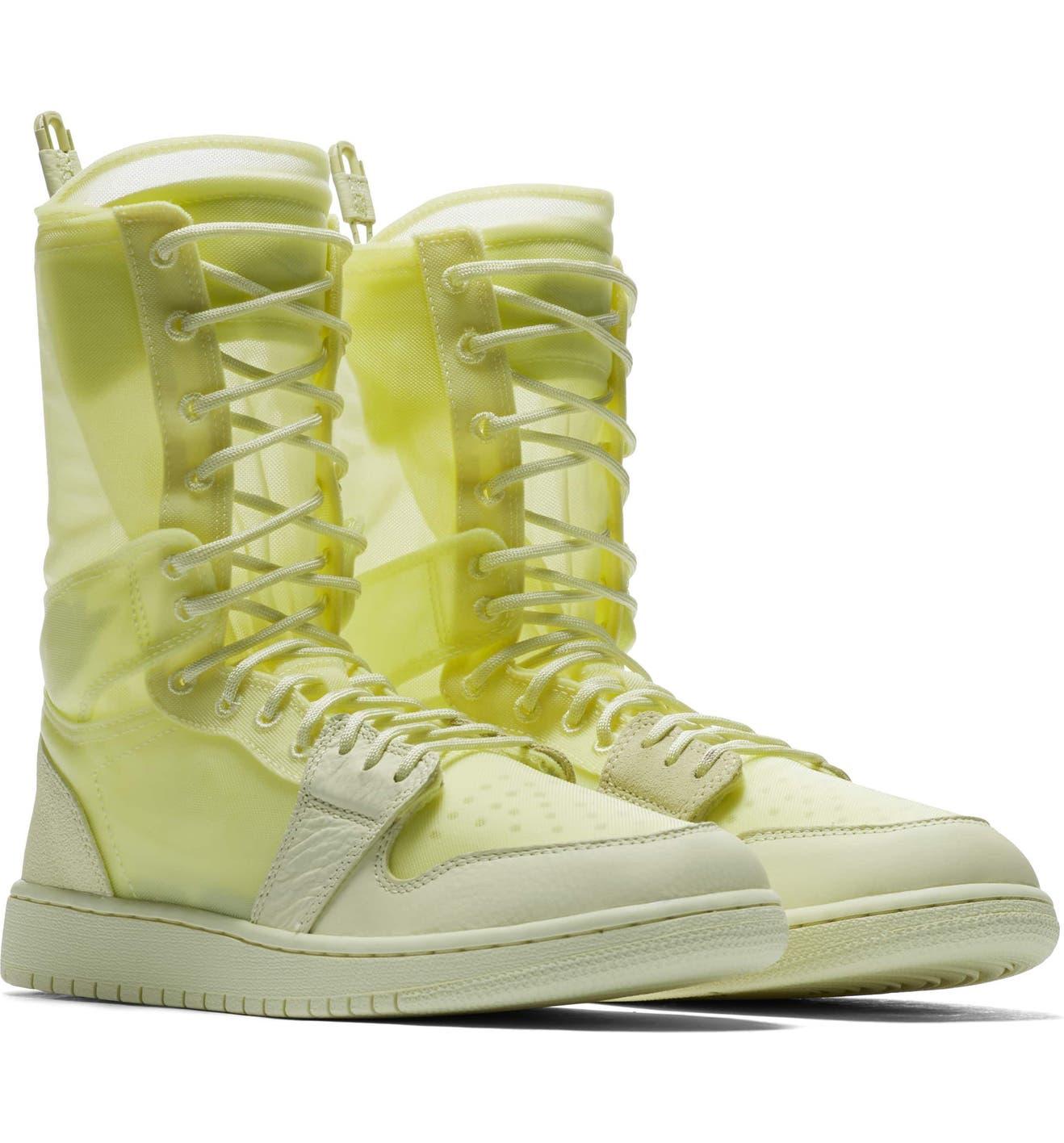 new arrival d7b3e ff405 Air Jordan 1 Explorer XX Convertible High Top Sneaker
