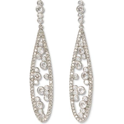 Vince Camuto Crystal Teardrop Earrings