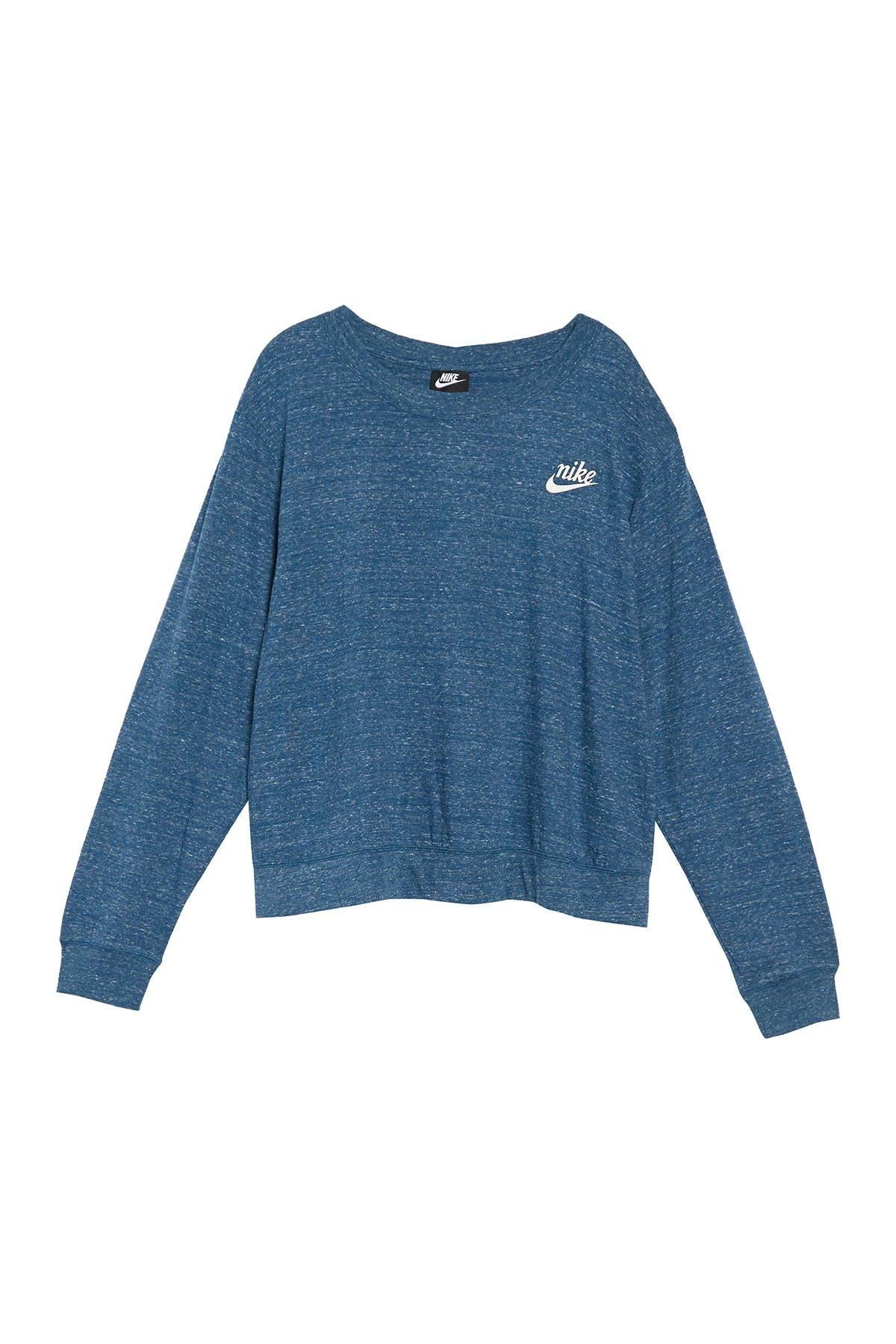 Nike | Gym Vintage Crew Neck Pullover