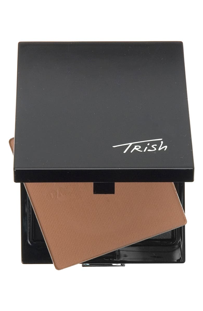 TRISH MCEVOY Matte Powder Bronzer Refill, Main, color, MEDIUM