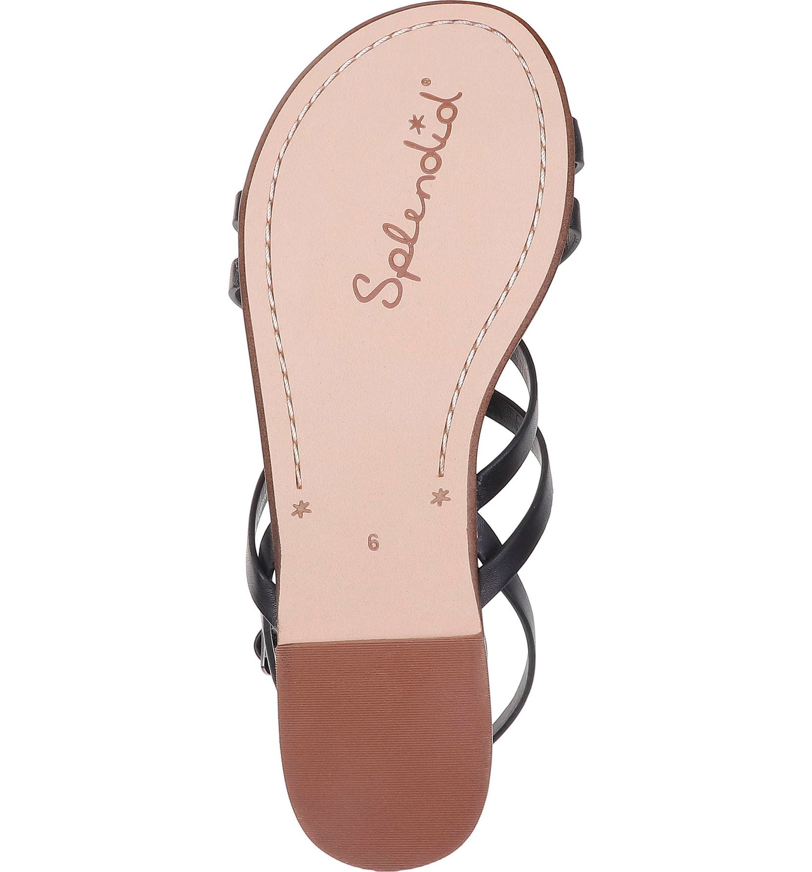5cf1c86a3b38e Sully Strappy Toe Loop Sandal