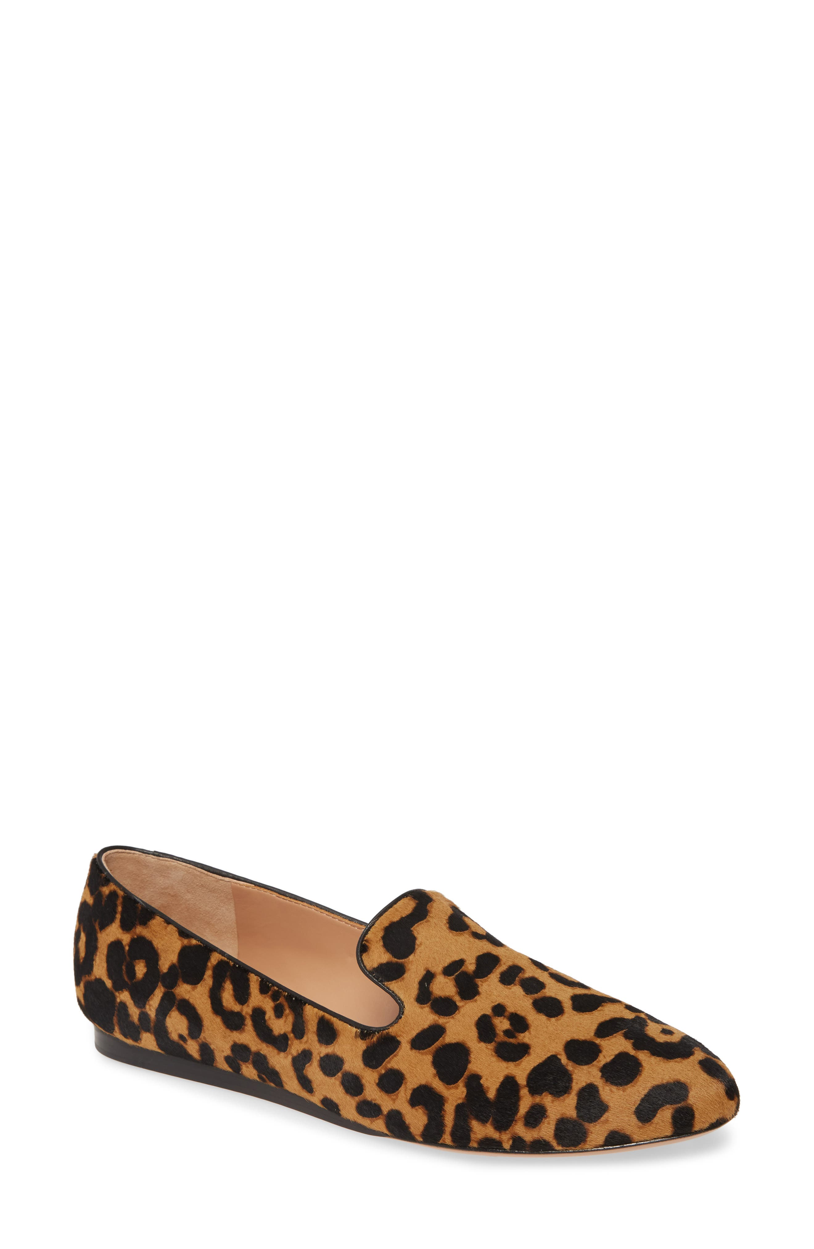 Veronica Beard Flats Griffin Genuine Calf Hair Loafer