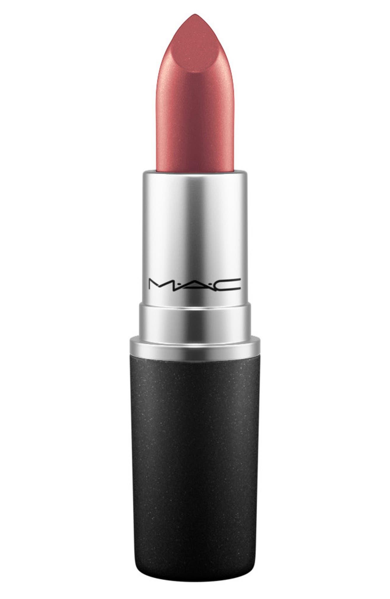 ,                             MAC Strip Down Nude Lipstick,                             Main thumbnail 727, color,                             713