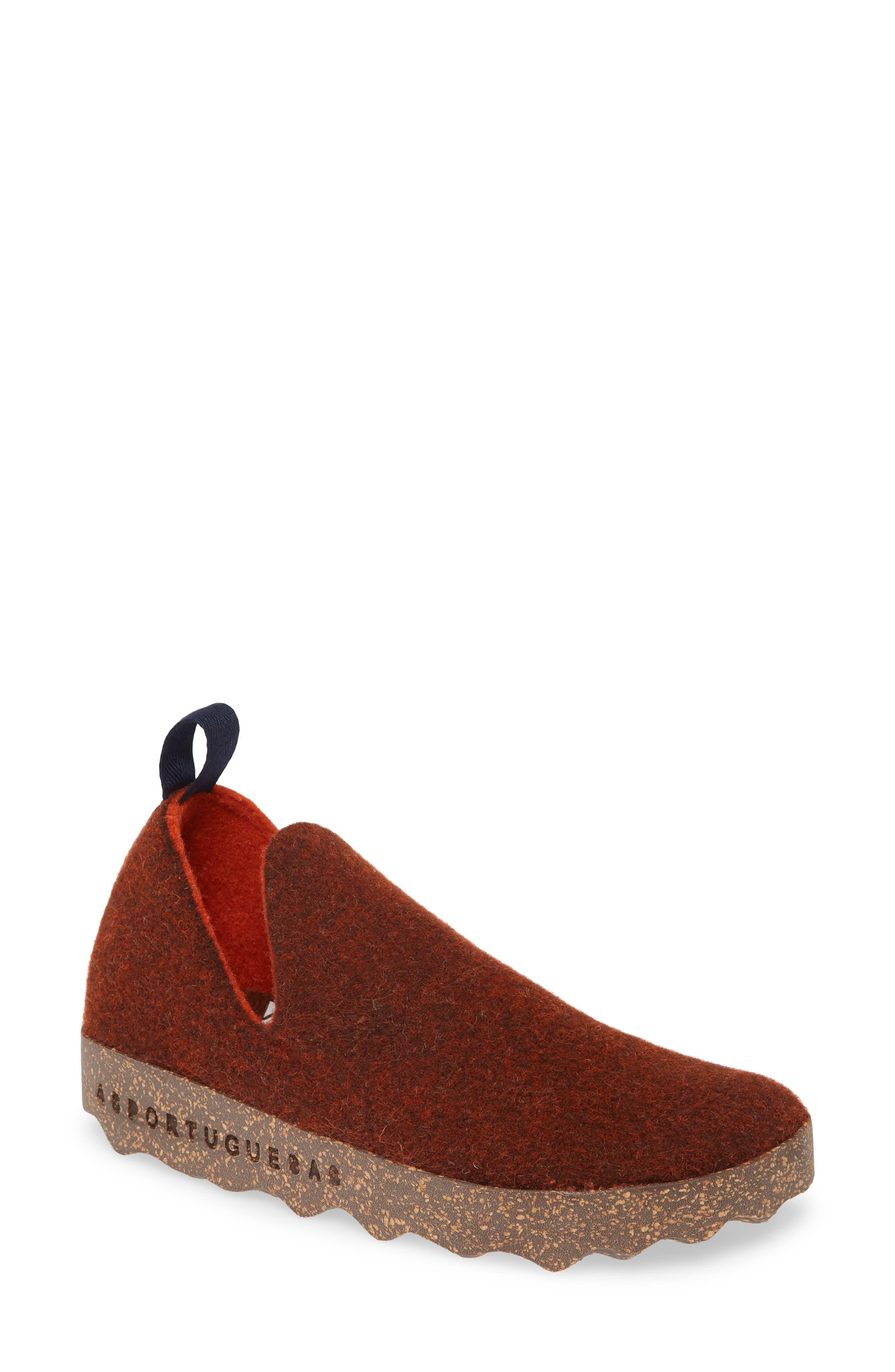 Asportuguesas By Fly London City Sneaker - Orange