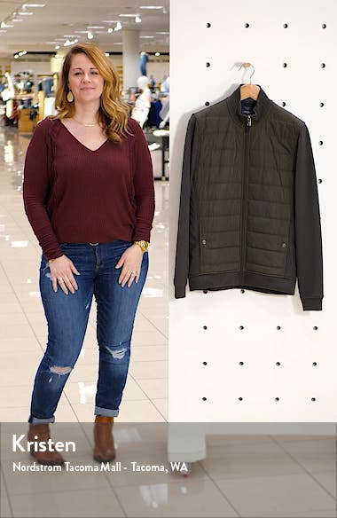 Mowntt Slim Quilted Jacket, sales video thumbnail