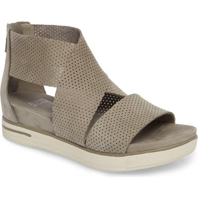 Eileen Fisher Sport Sandal- Grey