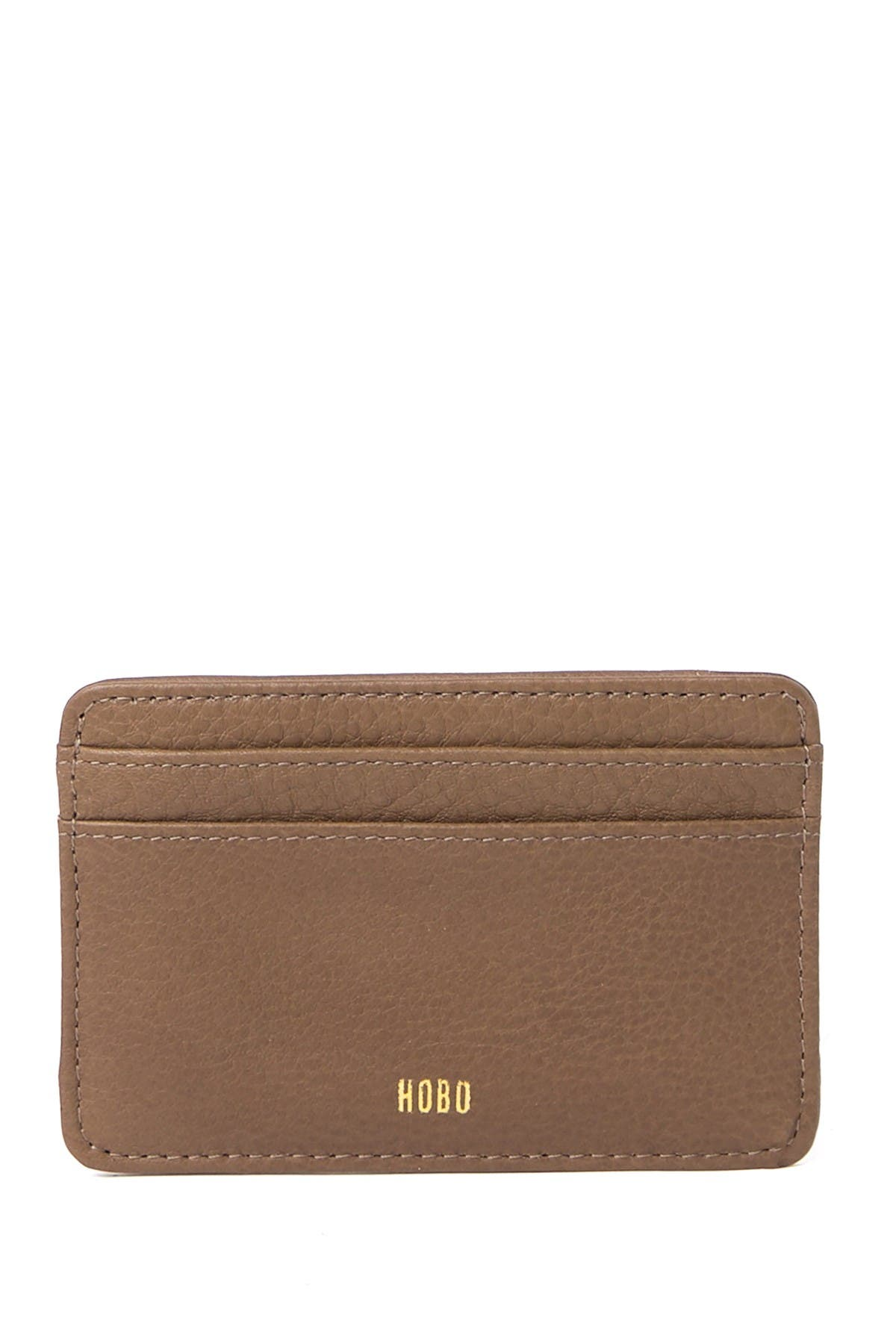 Image of Hobo Works Leather Card Case