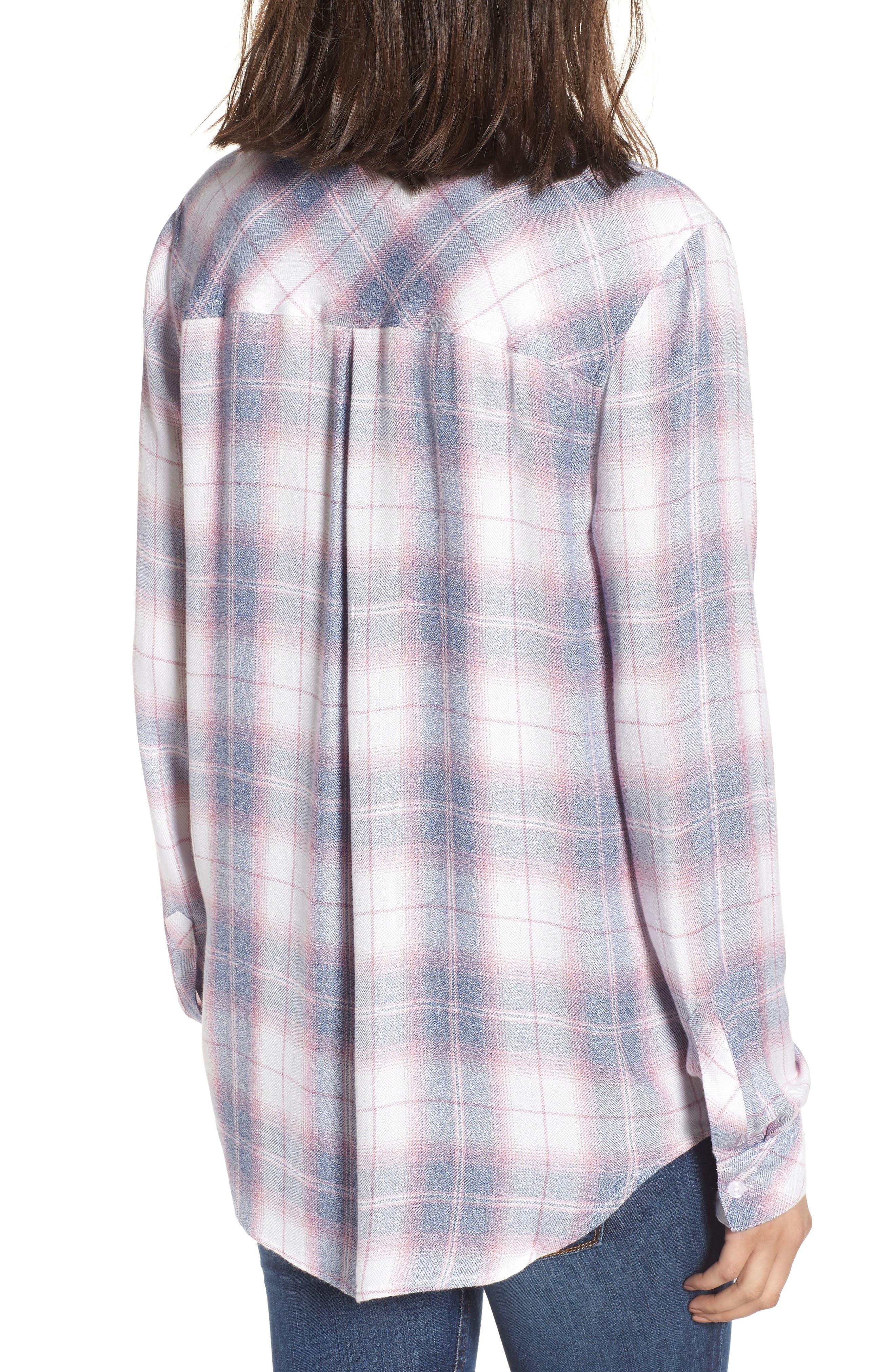 ,                             Hunter Plaid Shirt,                             Alternate thumbnail 832, color,                             439