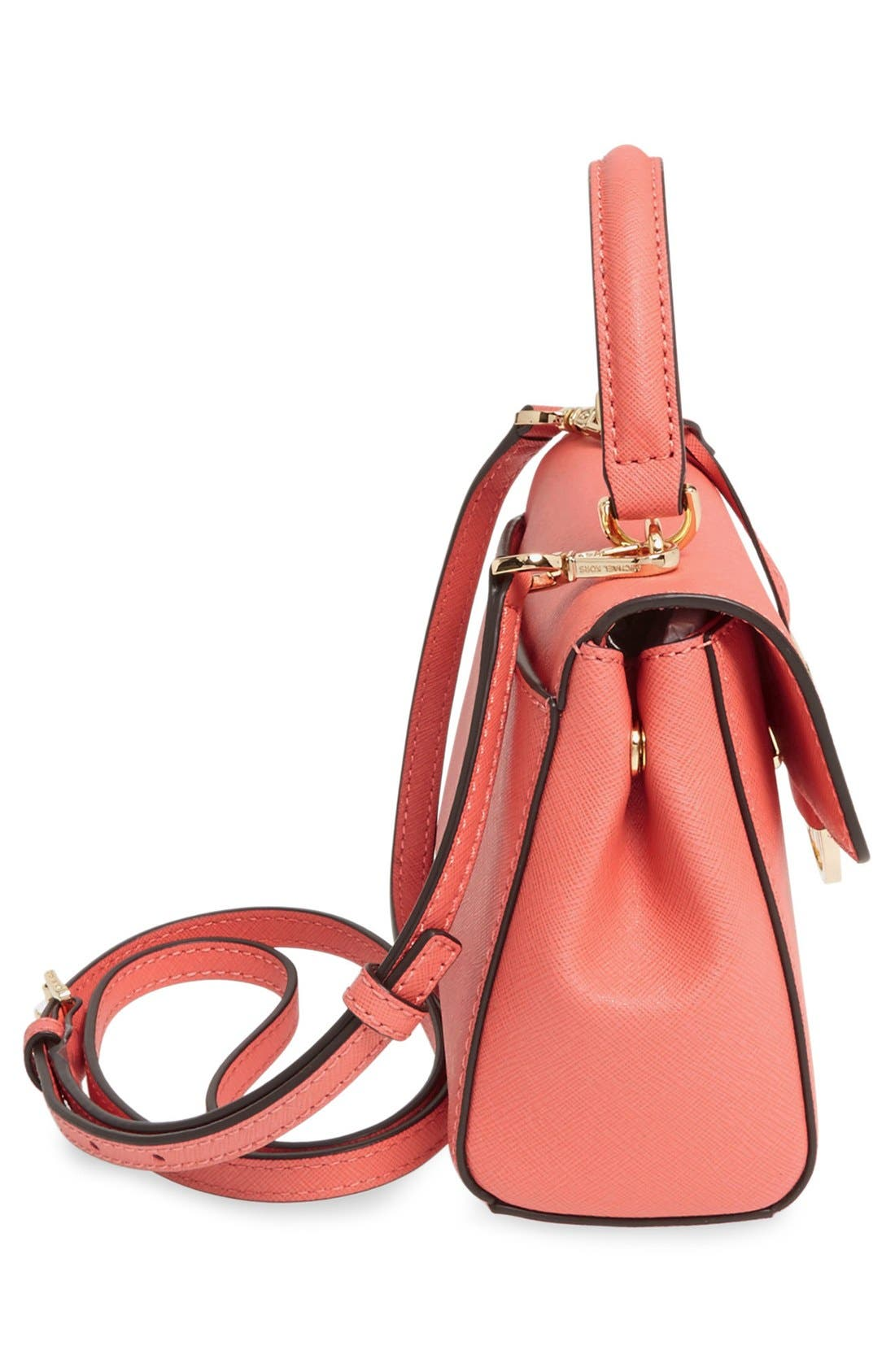 ,                             'Extra Small Ava' Leather Crossbody Bag,                             Alternate thumbnail 26, color,                             651