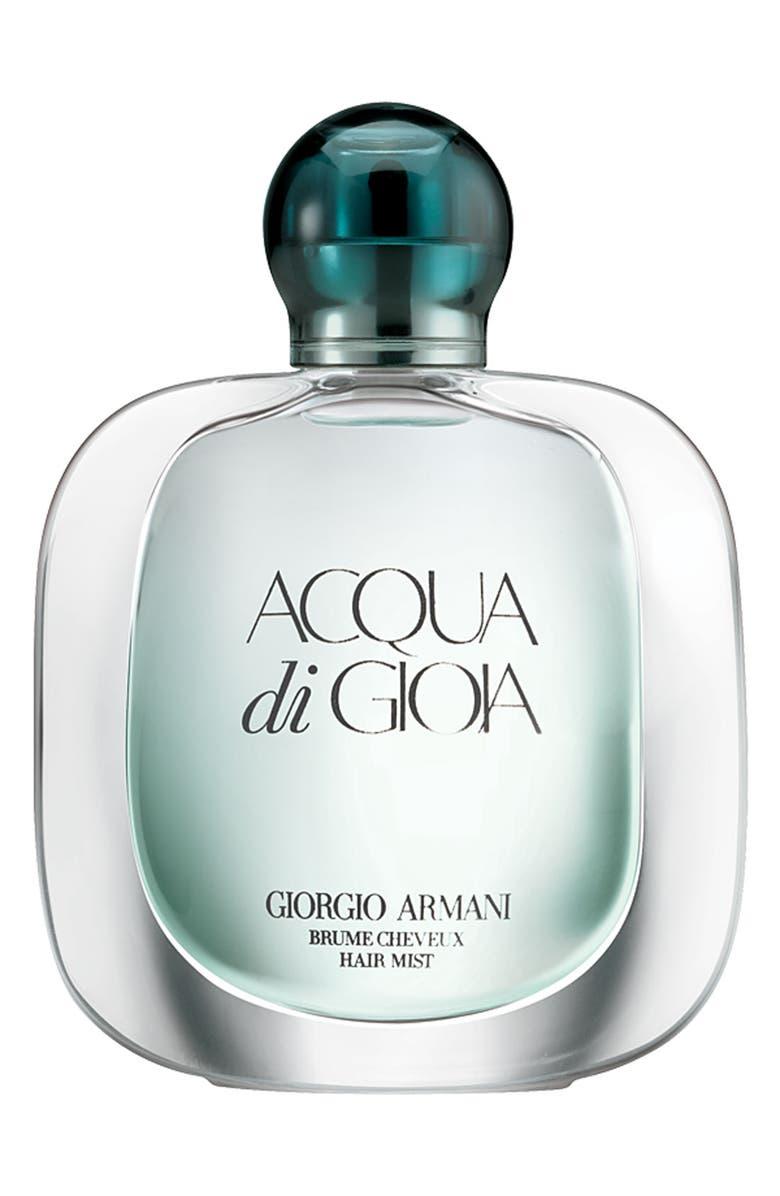 GIORGIO ARMANI Acqua di Gioia Hair Mist, Main, color, 000